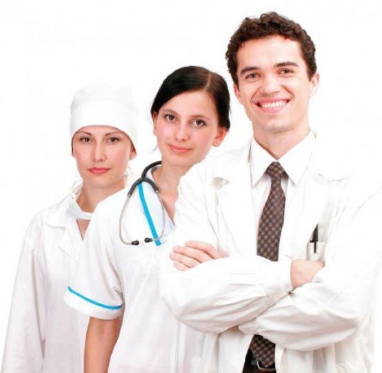 Медицинские работники и День медика